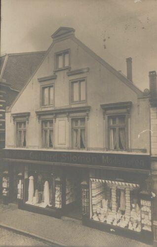 GESCHAEFTSHAUS 1914 1915 DEP. 95 NR. 18 318X500 1